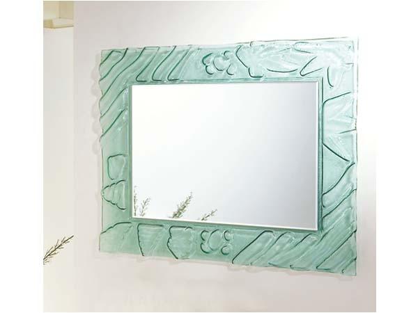 长方形琉璃镜